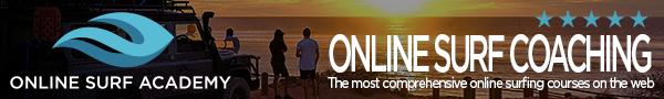 Online Surf Coaching - Online Surf Training